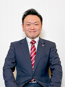 株式会社みつわ代表取締役 篠原耕一のバストアップ画像